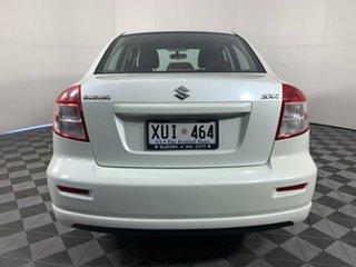 2008 Suzuki SX4 GYC S White 4 Speed Automatic Sedan