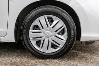 2018 Honda Jazz GF MY19 VTi White 1 Speed Constant Variable Hatchback