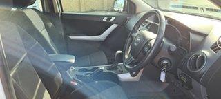 2012 Mazda BT-50 UP0YF1 XTR White 6 Speed Sports Automatic Utility.