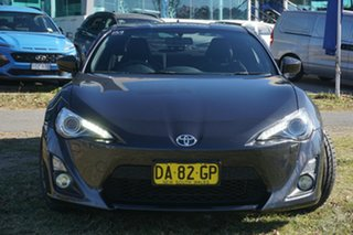 2015 Toyota 86 ZN6 GTS Grey 6 Speed Sports Automatic Coupe.