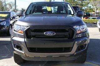 2017 Ford Ranger PX MkII XL Grey 6 Speed Manual Utility.