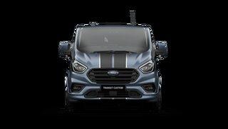 2020 Ford Transit Custom 320S (Low Roof) Sport Blue Metallic 6 Speed Automatic Van