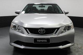2015 Toyota Aurion GSV50R AT-X Silver 6 Speed Sports Automatic Sedan.