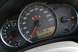 2011 Toyota Yaris NCP131R YRS Black 5 Speed Manual Hatchback