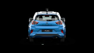 2021 Ford Puma JK 2021.25MY ST-Line Desert Island Blue 7 Speed Sports Automatic Dual Clutch Wagon