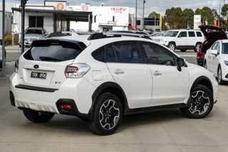 2016 Subaru XV G4X MY16 2.0i-S Lineartronic AWD White 6 Speed Constant Variable Wagon.