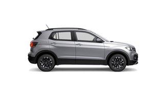 2021 Volkswagen T-Cross C1 85TSI Life Reflex Silver 7 Speed Semi Auto SUV