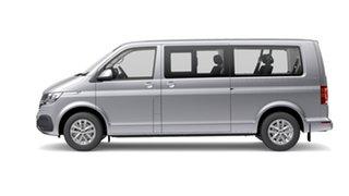 2020 Volkswagen Caravelle T6.1 MY21 TDI340 LWB DSG Trendline Reflex Silver 7 Speed.