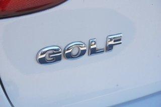 2005 Volkswagen Golf V Comfortline Tiptronic Candy White 6 Speed Sports Automatic Hatchback