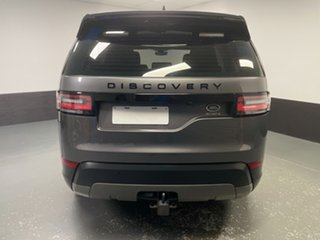 2018 Land Rover Discovery Series 5 L462 MY18 HSE Grey 8 Speed Sports Automatic Wagon