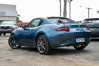 2020 Mazda MX-5 ND GT RF SKYACTIV-MT Blue 6 Speed Manual Targa.