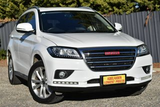 2015 Haval H2 Lux 2WD White 6 Speed Manual Wagon.