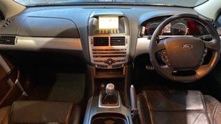 2008 Ford Falcon FG XR6 Turbo Blue 6 Speed Manual Sedan