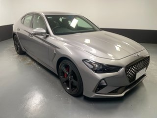 2019 Genesis G70 IK MY19 Sport Silver 8 Speed Sports Automatic Sedan.