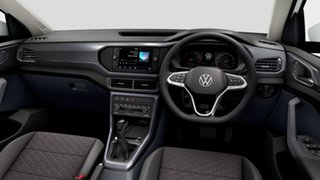 2021 Volkswagen T-Cross C1 MY21 85TSI DSG FWD Style Pure White 7 Speed Sports Automatic Dual Clutch