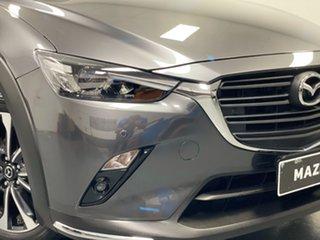 2020 Mazda CX-3 DK2W76 sTouring SKYACTIV-MT FWD Grey 6 Speed Manual Wagon.
