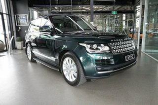 2017 Land Rover Range Rover L405 18MY Vogue Green 8 Speed Sports Automatic Wagon