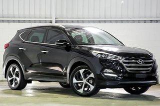 2017 Hyundai Tucson TL2 MY18 Elite 2WD Black 6 Speed Sports Automatic Wagon.