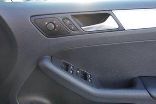2013 Volkswagen Jetta 1B MY13.5 118TSI Silver 6 Speed Manual Sedan