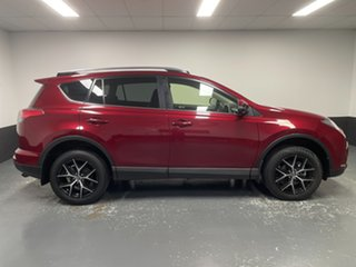 2018 Toyota RAV4 ZSA42R GXL 2WD Red 7 Speed Constant Variable Wagon