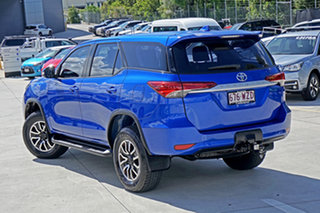 2016 Toyota Fortuner GUN156R GX Blue 6 Speed Automatic Wagon.