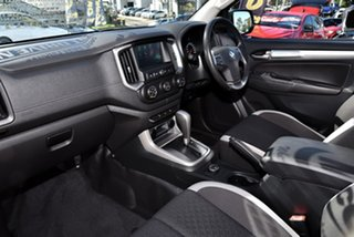 2017 Holden Colorado RG MY18 LS Pickup Crew Cab 4x2 Silver 6 Speed Sports Automatic Utility