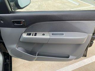 2010 Mazda BT-50 UNY0W4 DX 4x2 Black 5 Speed Manual Cab Chassis