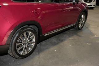 2017 Mazda CX-9 TC GT SKYACTIV-Drive Red 6 Speed Sports Automatic Wagon