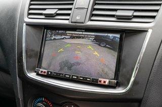 2018 Mazda BT-50 UR0YG1 XT Freestyle 4x2 Hi-Rider Jet Black 6 Speed Sports Automatic Cab Chassis