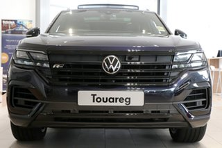 2021 Volkswagen Touareg CR MY21 210TDI Tiptronic 4MOTION Wolfsburg Edition Blue 8 Speed