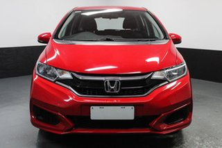 2017 Honda Jazz GF MY17 VTi Red 5 Speed Manual Hatchback.