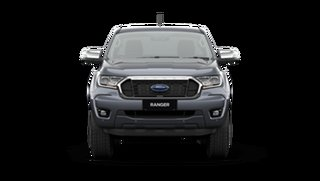 2021 Ford Ranger PX MkIII 2021.25MY XLT Meteor Grey 6 Speed Sports Automatic Super Cab Pick Up