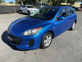 2011 Mazda 3 BL10F1 MY10 Neo Activematic Blue 5 Speed Automatic Hatchback.