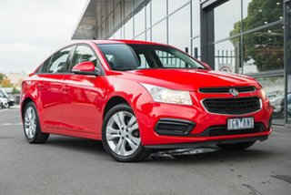 2015 Holden Cruze JH MY15 Equipe Red Hot 6 Speed Automatic Hatchback.