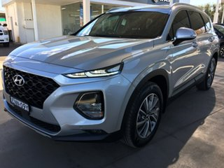 2020 Hyundai Santa Fe TM.2 Active X Silver Sports Automatic.