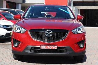 2013 Mazda CX-5 KE1071 MY14 Maxx SKYACTIV-Drive Sport Red 6 Speed Sports Automatic Wagon