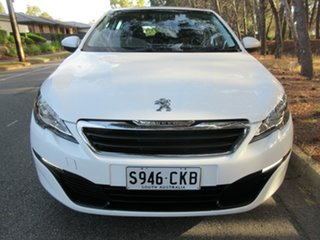 2014 Peugeot 308 T9 Access Bianca White 6 Speed Manual Hatchback