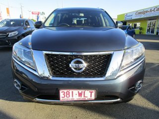 2016 Nissan Pathfinder R52 MY16 ST-L X-tronic 2WD Blue 1 Speed Constant Variable Wagon