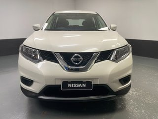 2017 Nissan X-Trail T32 ST X-tronic 4WD White 7 Speed Constant Variable Wagon.