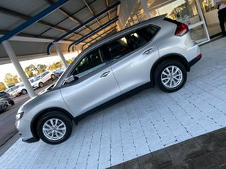 2019 Nissan X-Trail ST Silver Constant Variable Wagon