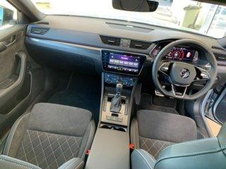 2021 Skoda Superb NP MY21 206TSI DSG SportLine Silver 6 Speed Sports Automatic Dual Clutch Wagon