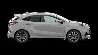 2021 Ford Puma JK 2021.25MY ST-Line V Grey Matter 7 Speed Sports Automatic Dual Clutch Wagon.