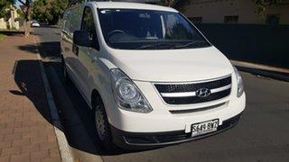 2015 Hyundai iLOAD TQ MY15 White 5 Speed Automatic Van.