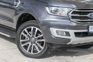 2020 Ford Everest UA II 2020.25MY Titanium Grey 10 Speed Sports Automatic SUV.