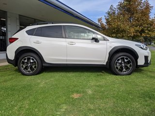 2018 Subaru XV G5X MY19 2.0i Lineartronic AWD White 7 Speed Constant Variable Wagon