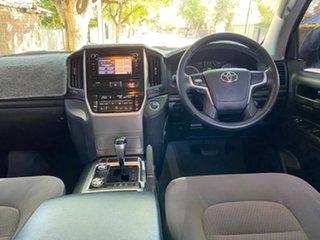 2017 Toyota Landcruiser VDJ200R GXL White 6 Speed Sports Automatic Wagon
