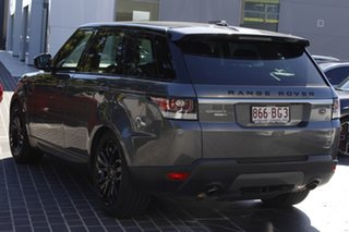 2014 Land Rover Range Rover Sport L494 MY14.5 SE Corris Grey 8 Speed Sports Automatic Wagon.