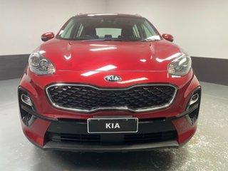 2020 Kia Sportage QL MY20 S 2WD Red 6 Speed Sports Automatic Wagon.