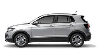 2020 Volkswagen T-Cross C1 85TSI Style Reflex Silver 7 Speed Semi Auto SUV