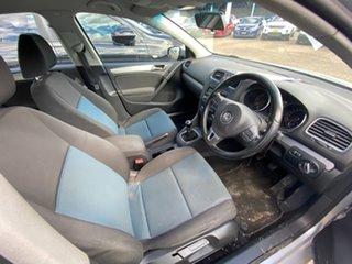 2011 Volkswagen Golf VI MY11 BlueMOTION Silver 5 Speed Manual Hatchback